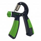 Afbeelding van Tunturi Handknijper met teller verstelbaar 10 40 kg groen