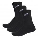 Afbeelding van Adidas 3 stripes Performance Sportsokken Black EU 31 34