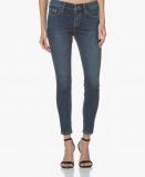 Afbeelding van Current/Elliott Jeans The Stiletto 1 year worn Blauw