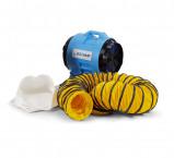 Afbeelding van Dryfast DAF2500LSAU/10 Axiaal ventilator 880W 2500m3/h 10m