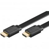 "Bild av ""2m HDMI hane DVI D Single Link hane"""