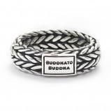 Afbeelding van Buddha to 794 Ellen Small Silver Ring (Maat 19)