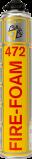 Afbeelding van Connect products seal it 472 fire foam gun 750 ml, , bus