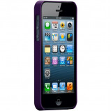 Afbeelding van CM022400 Case Mate Barely There Apple iPhone 5 Purple
