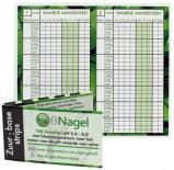 Afbeelding van Nagel Zuurbase Strips voor Het Testen Van Ph waarde, 100 stuks