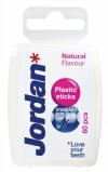 Afbeelding van Jordan Dental Tandenstokers Plastic 60ST