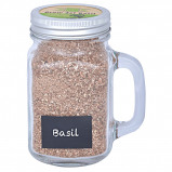 Image of Esschert Grow Set In Garden Mug Basil