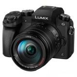 Afbeelding van Panasonic DMC G7HEG K systeemcamera Zwart + 14 140mm f/3.5 5.6