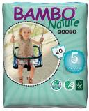 Afbeelding van Bambo Nature Trainingsbroekjes 5 Junior 12 20kg