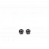 Abbildung von TI SENTO Milano Ohrring Rhodiniertem Sterlingsilber Graublau Damen 7808GB