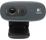 Afbeelding van Logitech Webcam C270 HD 720p 3 Mpx Grijs