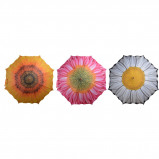 Afbeelding van Esschert Paraplu Bloemen Assorti