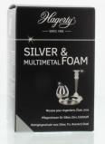 Afbeelding van HAGERTY Afwasmiddel RVS Bestek Silver & Multimetal Foam 185 gr