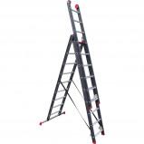 Afbeelding van Altrex All Round 3 x 9 Reformladder Gecoat ladder