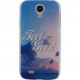Afbeelding van Xccess Cover Samsung Galaxy S5/S5 Plus/S5 Neo Feel Good