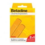 Afbeelding van Betadine Desinfectiepleisters Strips 20 stuks