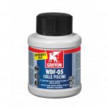 Afbeelding van Griffon PVC lijm 0,25ltr met kwast WRAS type WDF 05 label NL/FR