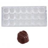 Afbeelding van Bonbonvorm Chocolate World Ben Hur (21x) 36x33x22 mm