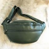 Billede af Bæltetaske army læder Corium