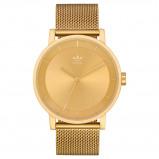 Afbeelding van Adidas District Goudkleurig horloge Z04 502 00