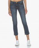 Afbeelding van Current/Elliott Jeans Loved Blauw Let Out Hem