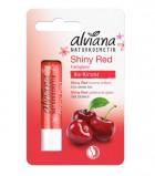 Afbeelding van Alviana Lipverzorging Shiny Red 4,5GR