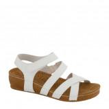 Afbeelding van 5th Avenue sandalen wit