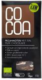 Afbeelding van Cocoa Reep Pecannoten 70% Pure Chocolade
