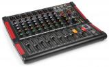 Afbeelding van Power Dynamics PDM M804 8 kanaals muziek mixer