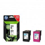 Afbeelding van HP 301 INK COMBO inktcartridges (kleur)