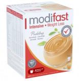Afbeelding van Modifast Intensive Pudding Caramel 9 stuks, 423 gram