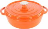 Afbeelding van Cuisinova braadpan ø 28cm Modern (Kleur: oranje)