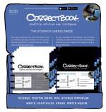 Afbeelding van Counterdisplay 20 X A5 Correctbook