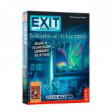 Afbeelding van 999 Games EXIT Evacuatie van de noordpool denkspel