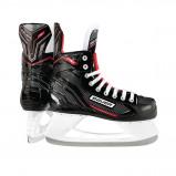 Afbeelding van Bauer ijshockeyschaatsen NSX Skate unisex zwart/rood maat 40,5