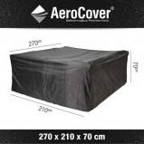 Afbeelding van AeroCover Loungesethoes 270 X 210 70 Antraciet