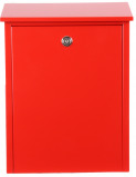 Image of Allux 200 mailbox (Colour: red)