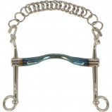 Image de Trust Mors de Dressage Sweet Iron Weymouth Fixed Medium Port 16/12,5