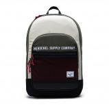 Image of Herschel Athletics Kaine backpack (Main colour: 3100 Dark Olive / Overcast)