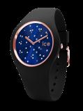 Afbeelding van Ice Watch IW016298 Cosmos Black horloge 34 mm dameshorloge Zwart
