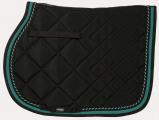 Afbeelding van CATAGO Diamond black/turquoise dekje veelzijdigheid