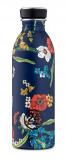 Afbeelding van 24Bottles drinkfles Urban Bottle Denim Bouquet 500 ml