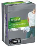 Afbeelding van Depend Comfort Protect Pants voor Mannen Super Maat L/XL 9ST