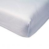 Afbeelding van ABZ polyester Airgosafe hoeslaken 75x95 Wit