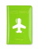 Afbeelding van HF Shield Card Wallet Groen van Alife Design