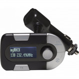 Afbeelding van DAB 11 In car DAB+ adaptor with FM transmitter Denver Electronics