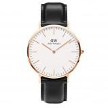 Afbeelding van Daniel Wellington Classic Sheffield horloge (40 MM) DW00100007 herenhorloge