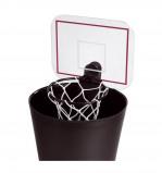 Afbeelding van Balvi basketbalnet Shoot met geluid voor op prullenbak kunststof