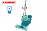 Afbeelding van Leifheit Clean Twist System M Vloerwisser Set Groen