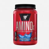 Image de Amino X de BSN 1015 grammes (70 doses) Framboise Bleue